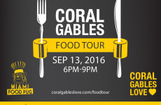 Coral Gables Love Food Tour September 2016