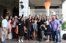 The Coral Gables Food Tour happens about once a month. If you are looking for things to do in Miami, this is a must! Click to read more or pin and save for later!
