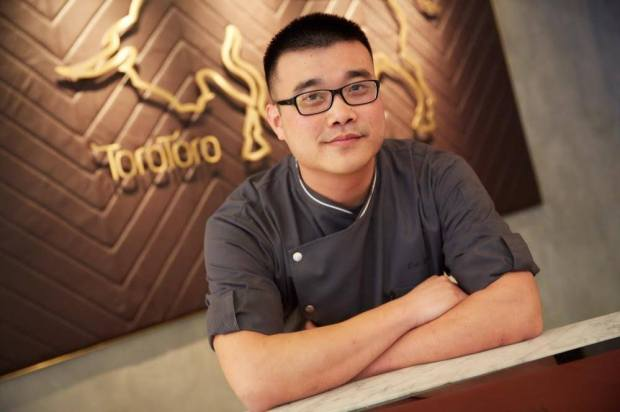Eric Do Chef from Toro Toro