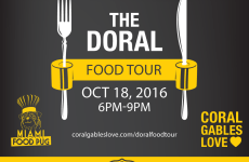 Doral Food Tour at The Shops Downtown Doral