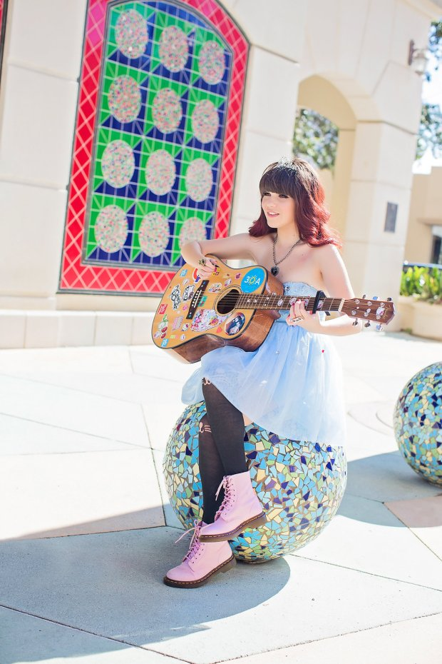 Gables Guitar student, IsaCat, releases music video. Click to read more or pin and save fore later! Miami | Coral Gables