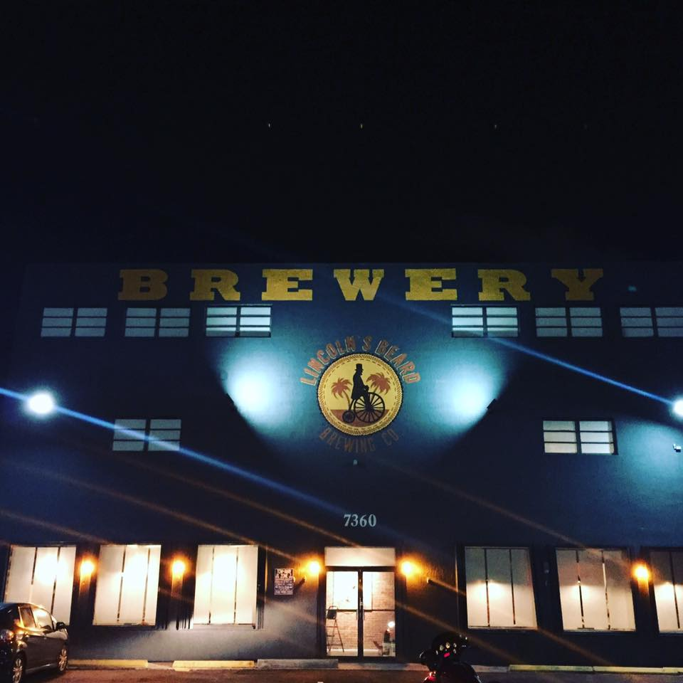 Lincoln's Beard Brewing New Years Eve Party 2016. Brew Year's Eve