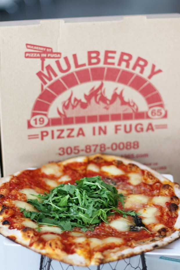 Miami Open 2017 Mulberry Pizza