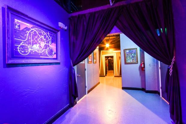 86f96c3a0 Our Escape Room Adventure at Think Escape Games - Coral Gables ...