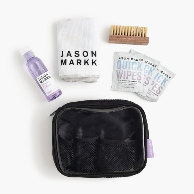 Travel Gift Ideas: Sneaker Travel Cleaning Kit