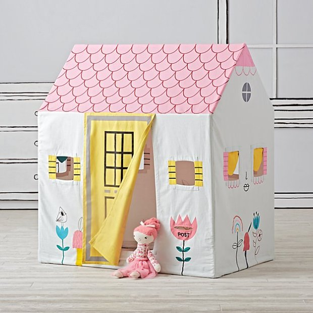 Cute Cottage Playhouse for Kids
