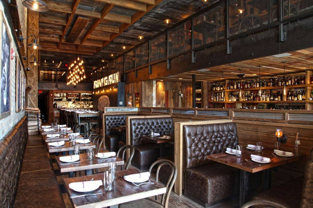 Swine Coral Gables restaurant private event room