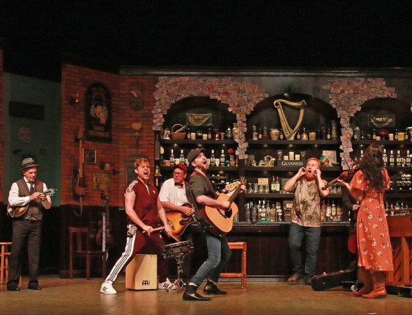Review of Once Musical at Actors' Playhouse at Miracle Theatre