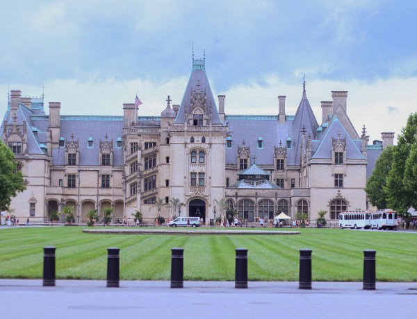 Asheville North Carolina Travel Guide - Biltmore Estate Historic Home Tour