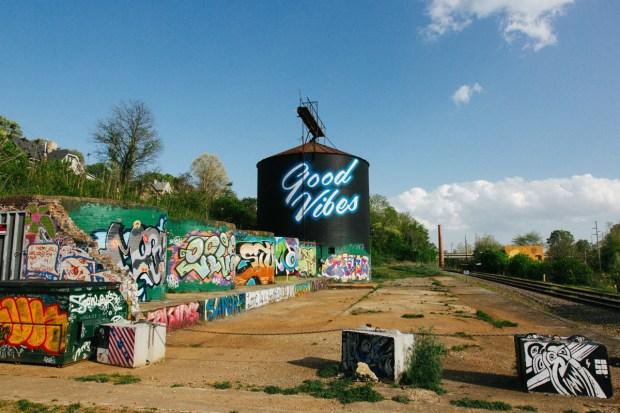 Asheville North Carolina Travel Guide Arts District Graffiti