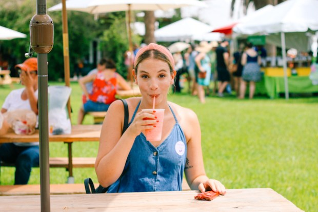Fairchild Botanic Garden Mango Festival in Coral Gables, Florida