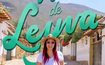 Traveling to Vilal de Leyva in Colombia