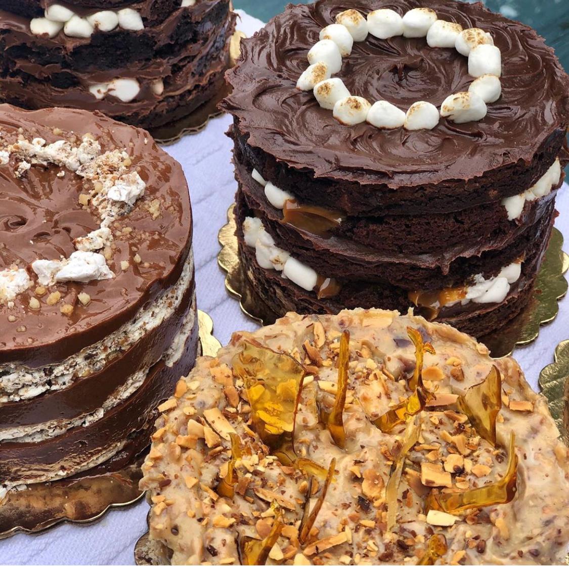 Cakeology by Erika Miami, Florida amazing special occasion birthday cake