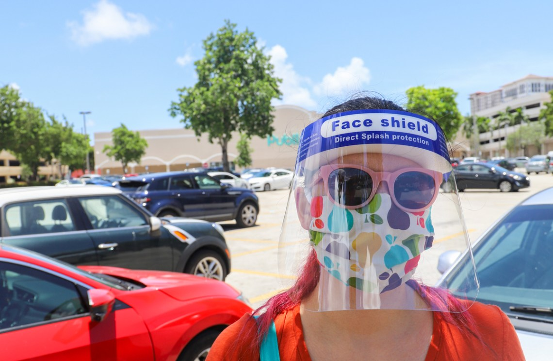 Miami-Dade Issues Emergency Order requiring masks indoors & outdoors even if you are socially distant over 6 feet