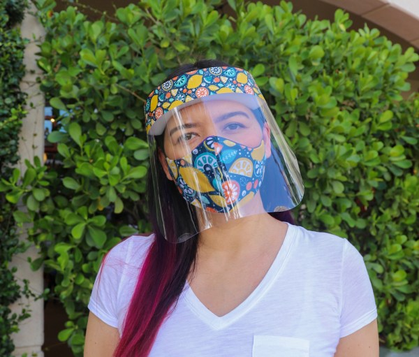 Reversible, double Sided Cotton Washable Adult Face Mask,Breathable Reversible Mask,Handmade in USA Face Mask
