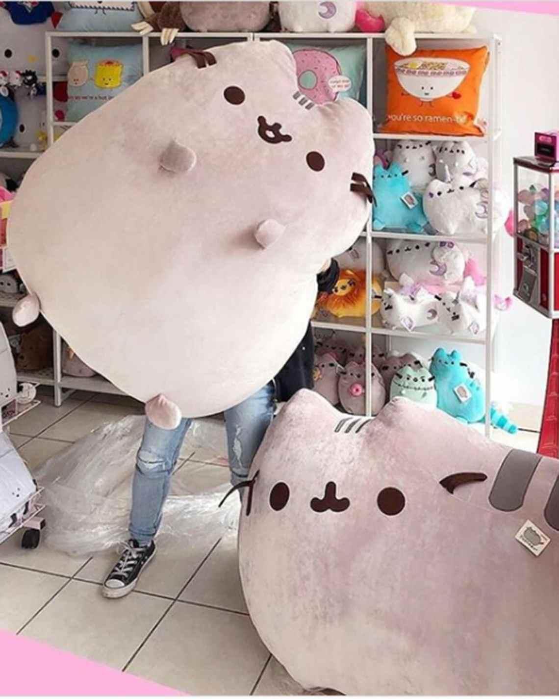 best gifts for kids giant 38 inch jumbo pusheen stuffed animal