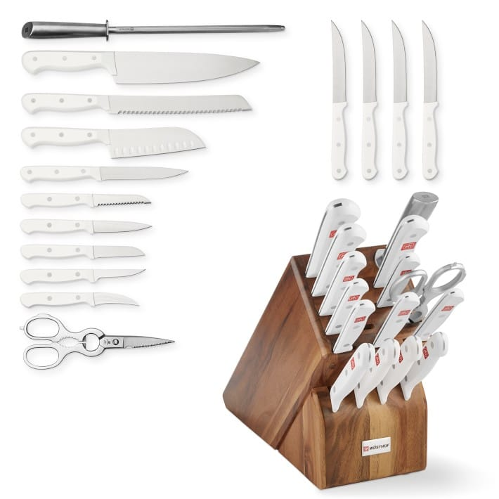Best Cooking Gifts gourmet 16 knife set