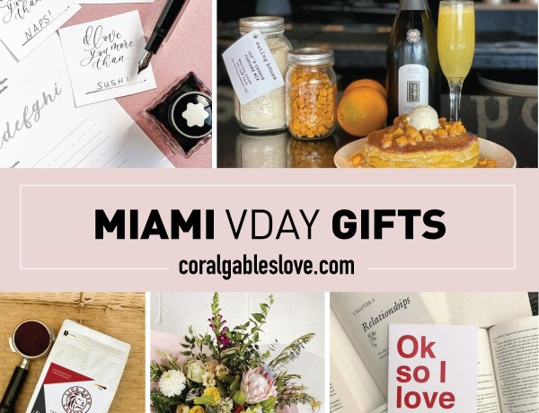 Best Last Minute Valentines Day Gift For Procrastinators in Miami