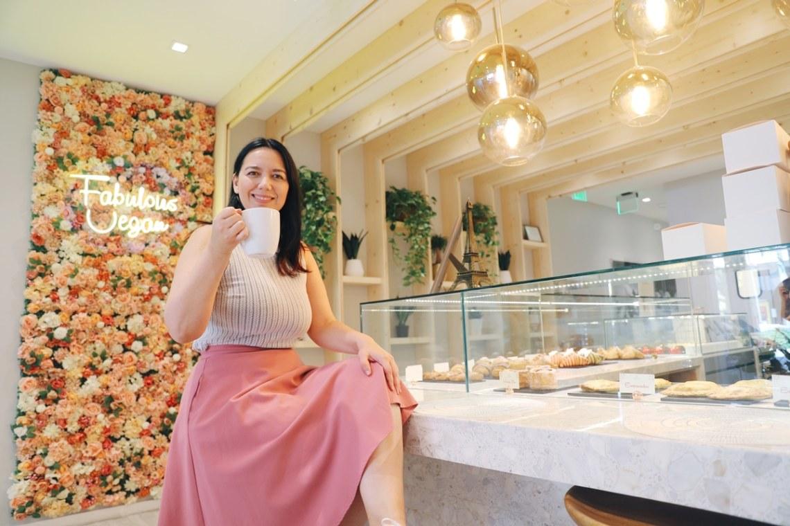 Lartisane Vegan Bakery Coral Gables instagrammable restaurant in miami