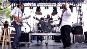 Stanley Jordan Trio plays Return Expedition at moedown 2012