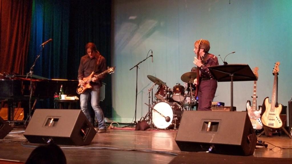 Stanley Jordan Trio – Voodoo Child 2/2/18 Bay Shore, NY