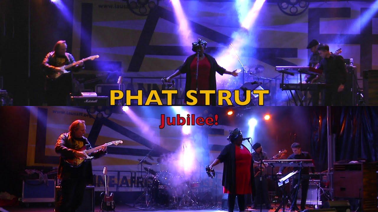 PHAT STRUT – Jubilee! | Live @ LAFF