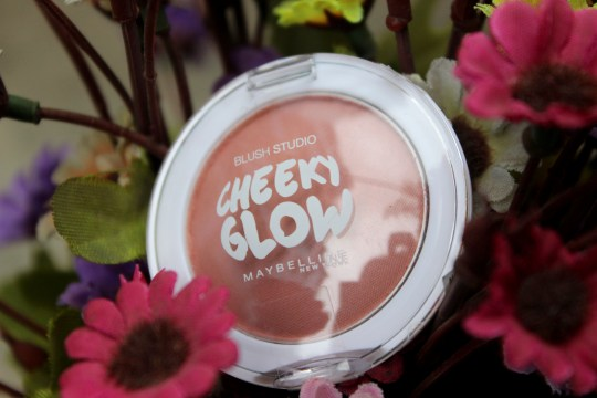Maybelline Creamy Cinnamon Cheeky Glow Blush