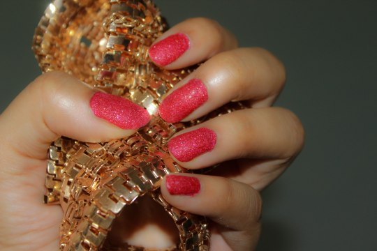 Maybelline Red Carpet Glitter Mania Colorshow Nail Polish-2