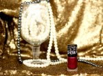 Maybelline Colorshow Polish in Glowing Wine Review Swatches