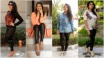 Fashion & Style: 1 Faux Leather Legging + 4 Looks (Video)