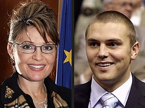 Sarah Palin's Son, Track Arrested for Assault | CoraViral