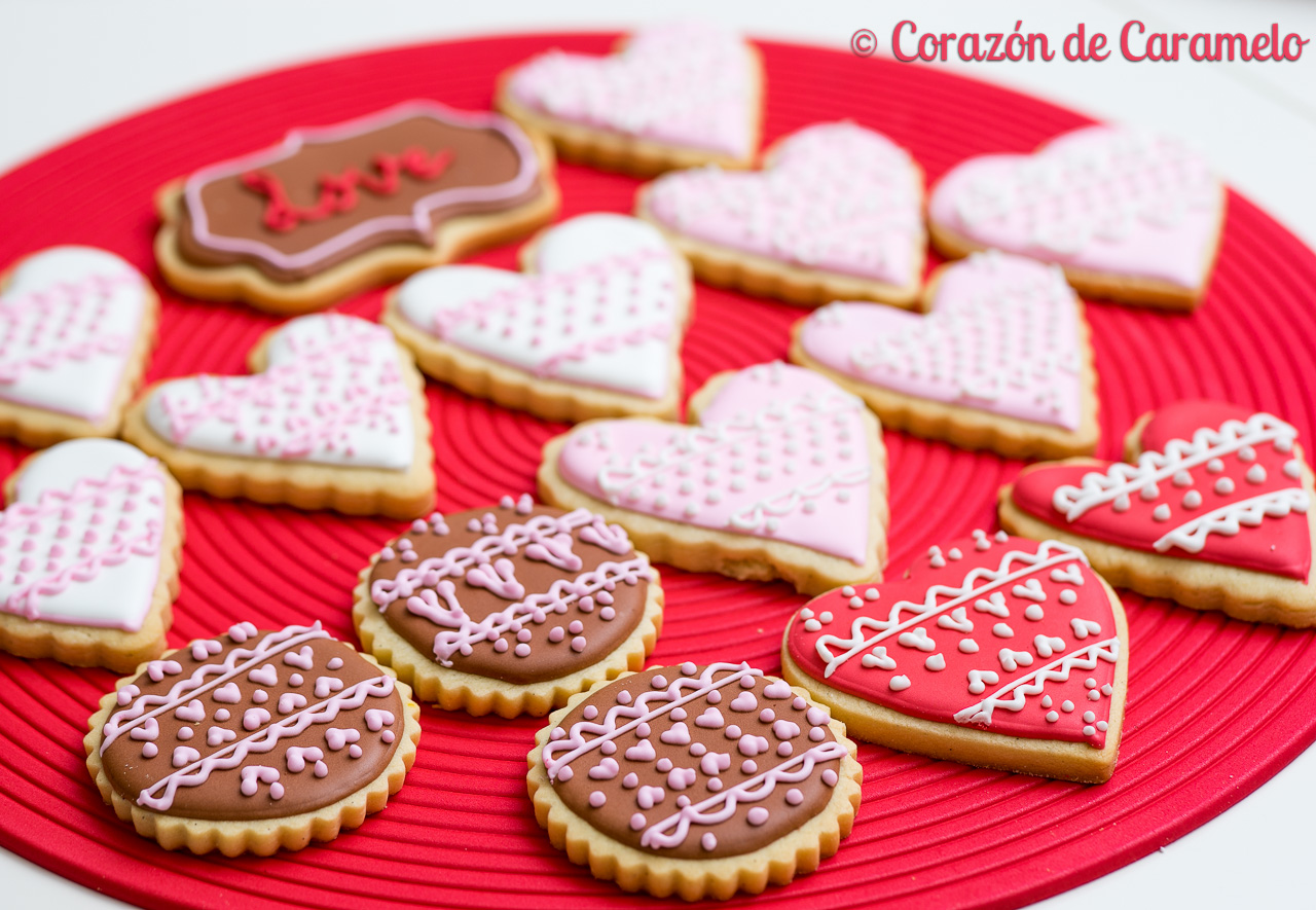 Galletas Decoradas Y Receta De La Masa