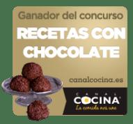 Ganador del concurso Recetas con Chocolate