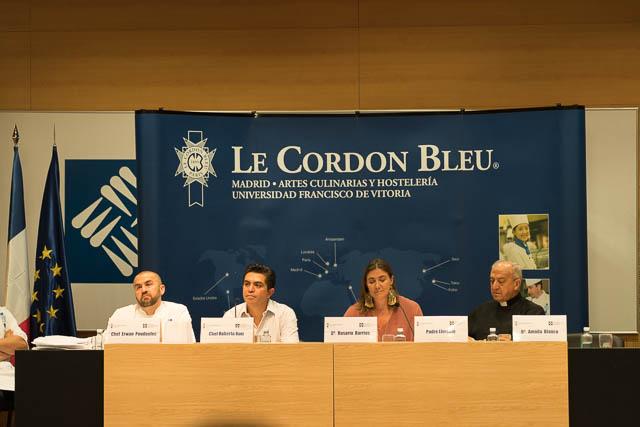 Grand Diplôme por Le Cordon Bleu y el vídeo de mi discurso de graduación