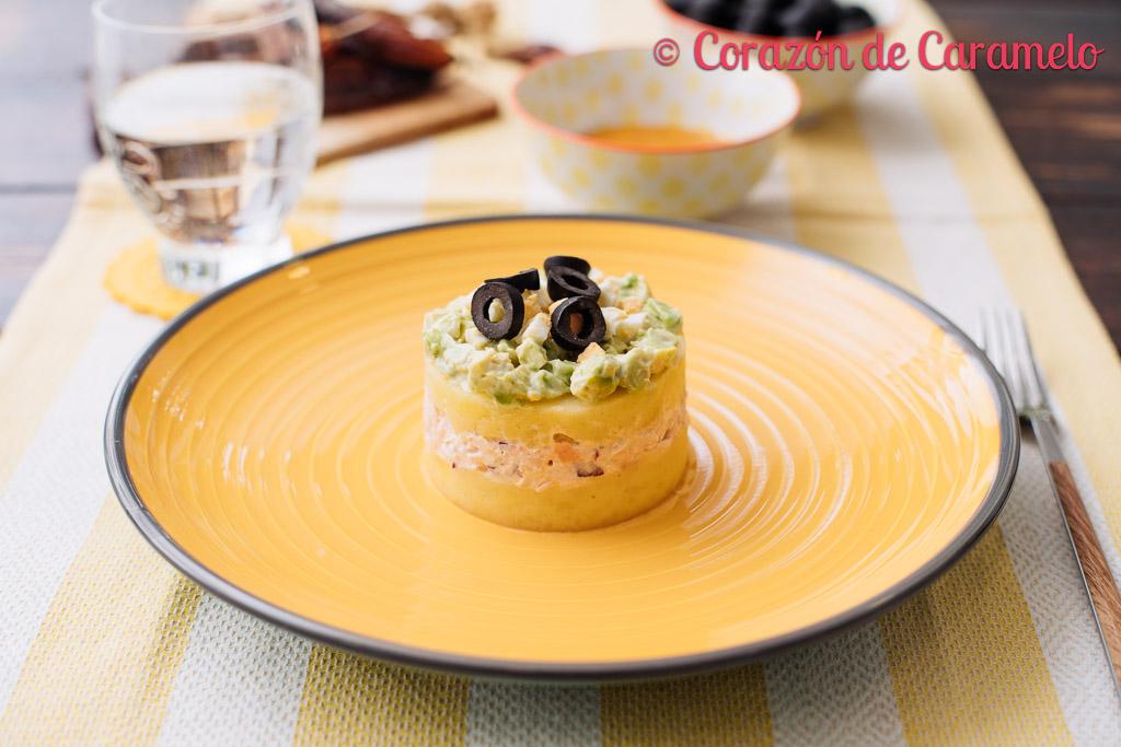 Causa Limeña | Receta peruana
