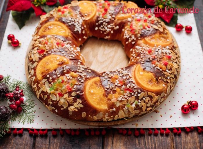 Curso de Roscón de Reyes en Madrid | Abiertas inscripciones