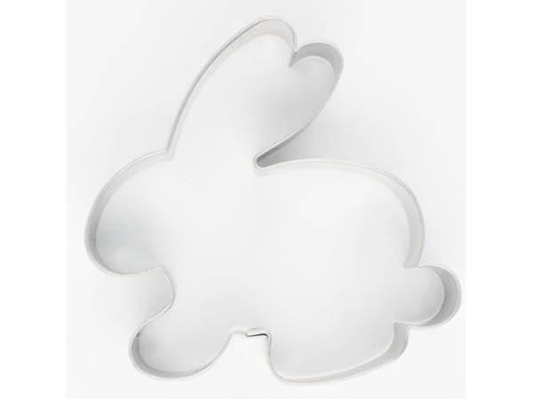 Cortador de galletas con forma de Liebre 6 cm