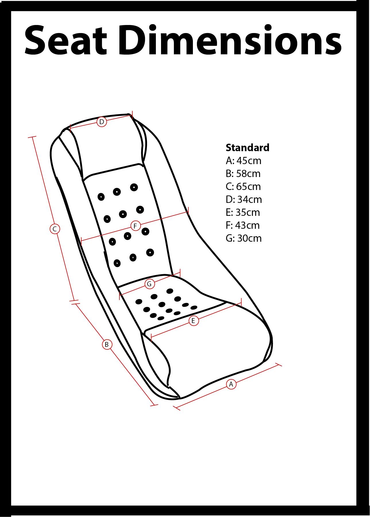 Corbeau Gt4 Retro Bucket Seat
