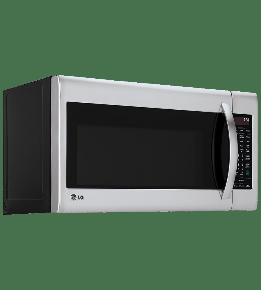 lg over the range microwave