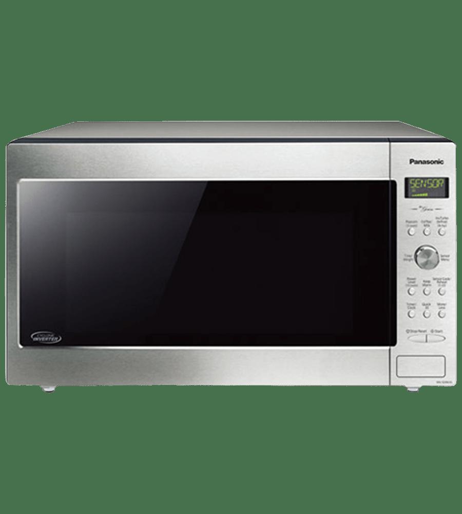 panasonic microwave 24 stainless steel