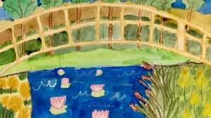 Monet's Magical Garden