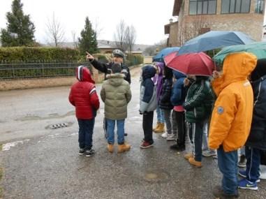 Corciano, le segnalazioni degli alunni riqualificano il parcheggio della scuola media Bonfigli 5
