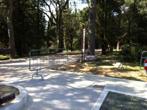 Riqualificazione Parco della Trinità: il punto sui lavori e cosa ancora c'è da fare 9