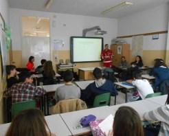 La Croce rossa alla Bonfigli insegna il primo soccorso 4