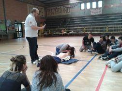 La Croce rossa alla Bonfigli insegna il primo soccorso 25