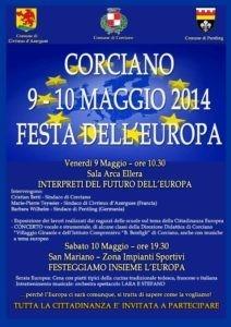 LOCANDINA Festa Europa 2014