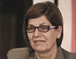Il vicesindaco di Corciano Sabrina Caselli