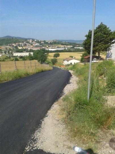 Manutenzione costante per le strade di Corciano: ecco gli utimi interventi 1