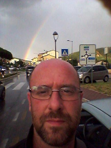 """""""Caricati!"""" Ecco i primi scatti della selfie-mania di Ellera 1"""