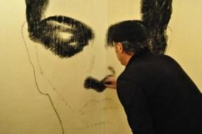 Omar Galliani in mostra al Corciano Festival 10